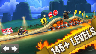 Bike Baron iOS Screenshots