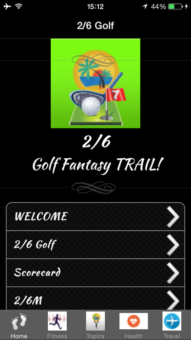 Golf Fantasy