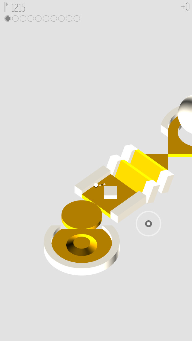 Screenshot 3 GOLFINITY - An Endless Free Golf Game