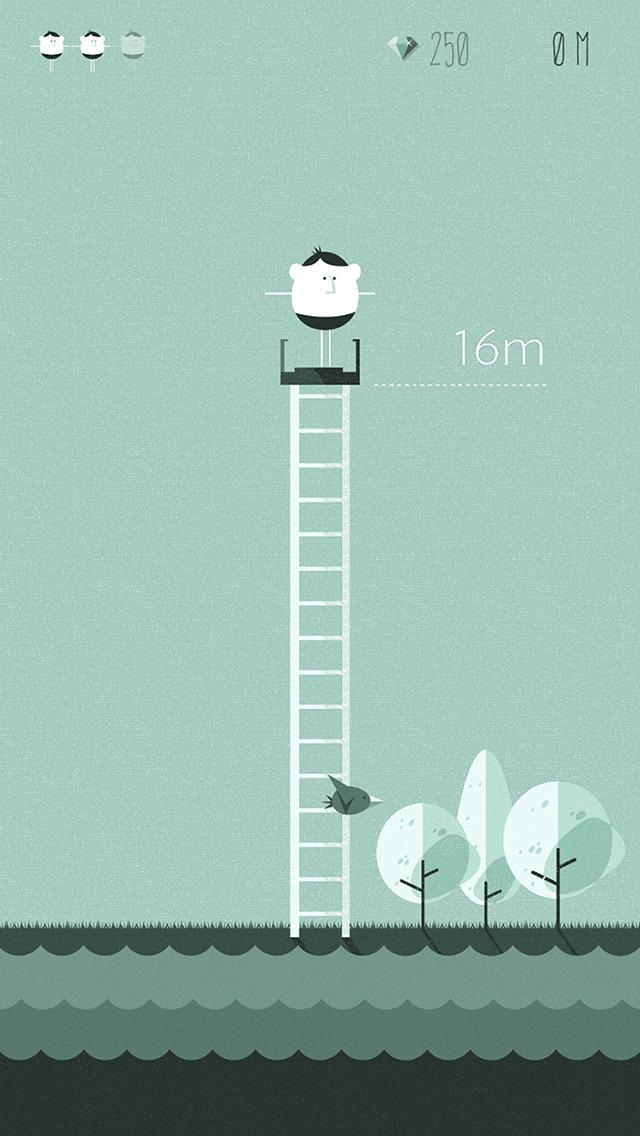 Turmspringen iOS Screenshots