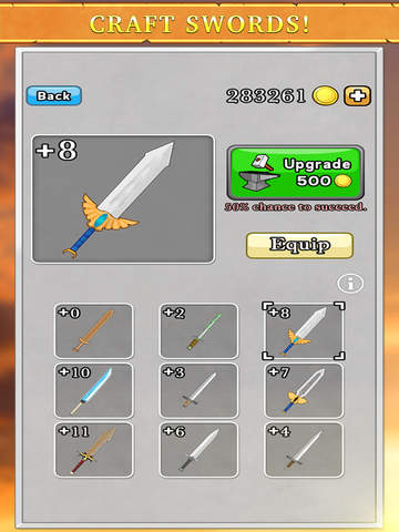 Sword King iOS