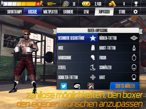 Screenshot 5 Real Boxing