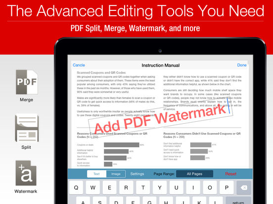 PDF Connoisseur – Annotate, Sign & Scan with OCR Screenshot