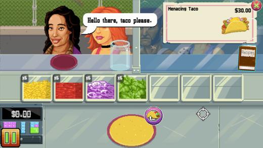 Gunman Taco Truck Screenshot