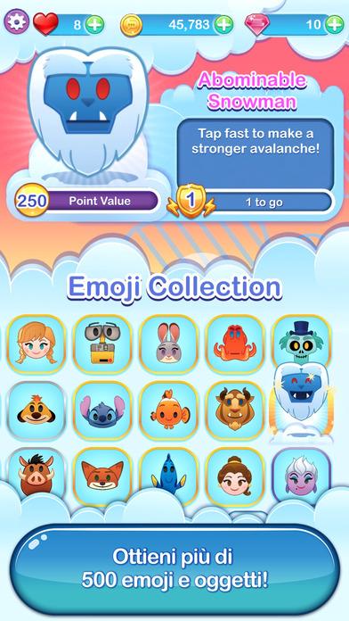 Emoji Blitz Trucchi