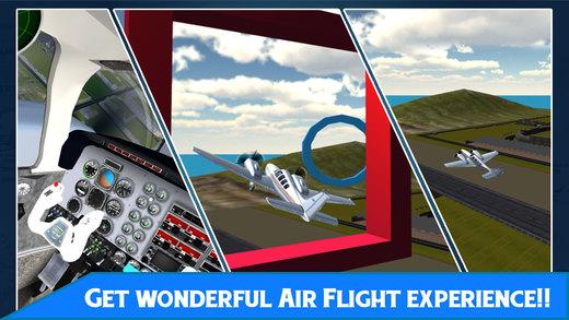 extrem flugzeug pilot luft flug simulator spiel im app store. Black Bedroom Furniture Sets. Home Design Ideas