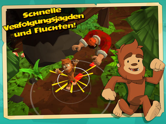 Screenshot 1 Little Bigfoot: Ein episches Schleichabenteuer
