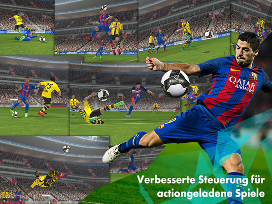Screenshot 2 PES 2017 PRO EVOLUTION SOCCER