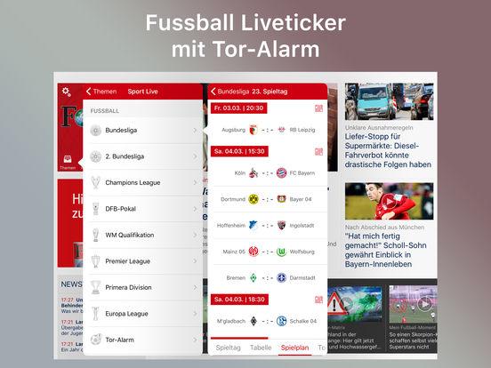 FOCUS Online - Aktuelle Nachrichten Screenshot