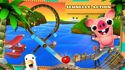 Screenshot 1 Bacon Escape
