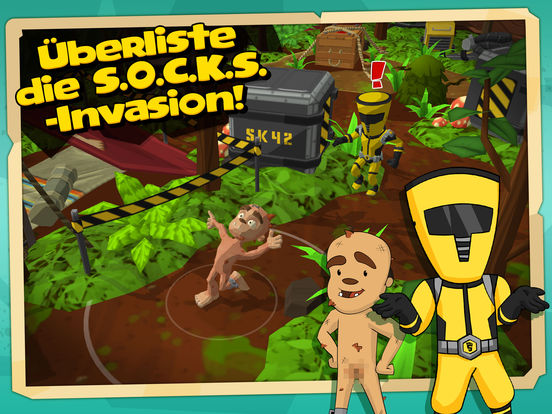 Screenshot 4 Little Bigfoot: Ein episches Schleichabenteuer