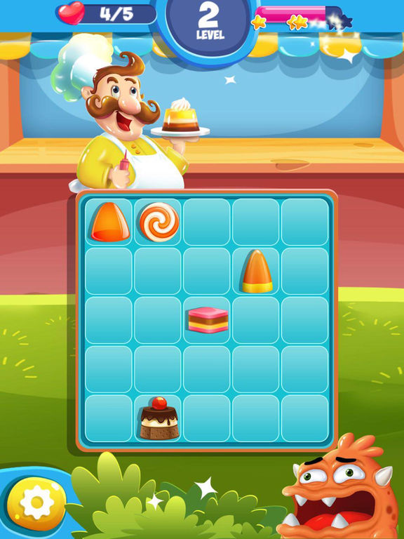 Glutton Chronicles Screenshot