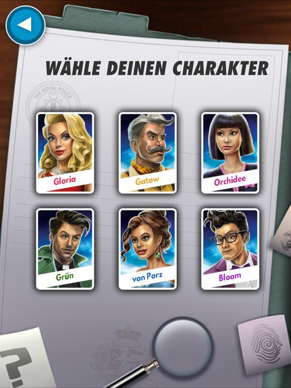 Screenshot 3 Cluedo: Das klassische Detektivspiel