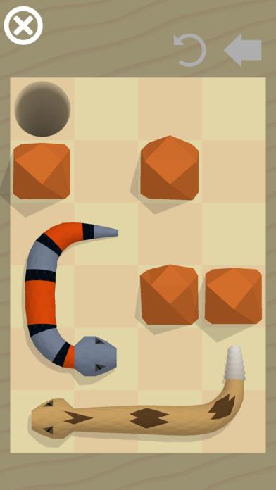A Snake's Tale iOS Screenshots