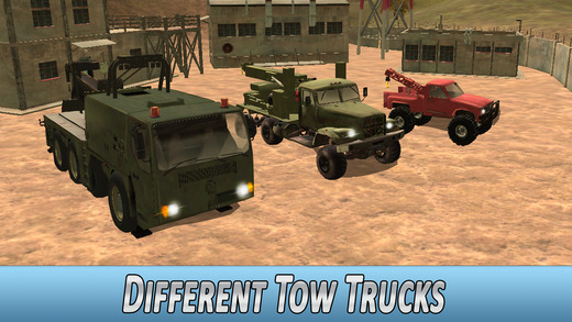 Offroad Tow Truck Simulator 2 Full Screenshots