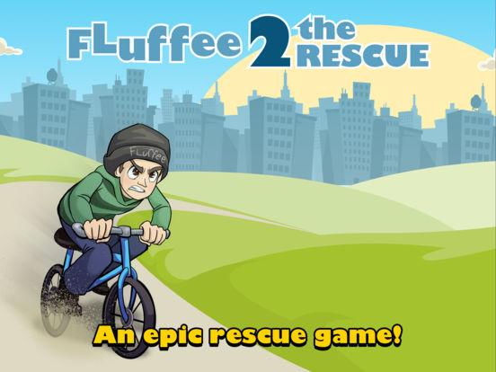 Fluffee 2 The Rescue Screenshots