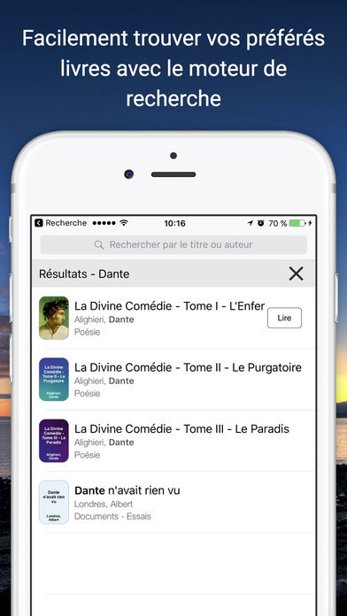 download EBook Libre - lire millions livers en français apps 0