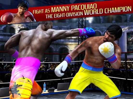 Real Boxing Manny Pacquiao Screenshot