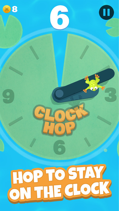 Screenshot 1 Clock Hop