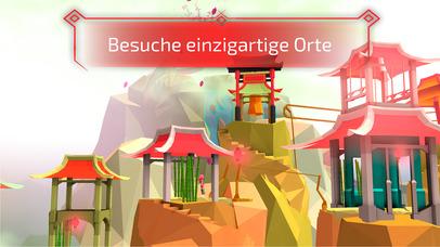 Kidu: A Relentless Quest iOS Screenshots