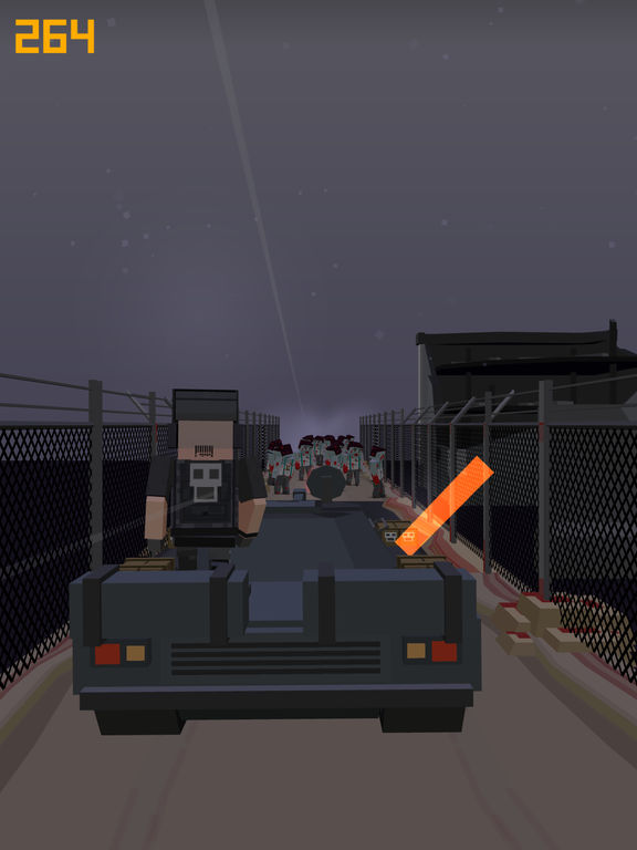 Screenshot 2 Left Behind Zombie Apocalypse