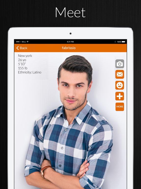 A4A adam4adam gay dating chat social network app: insight