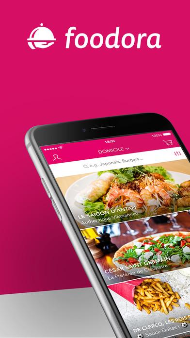 download foodora - livraison de repas apps 2