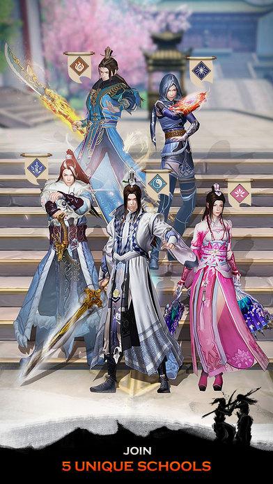 Sword of Shadows Screenshot