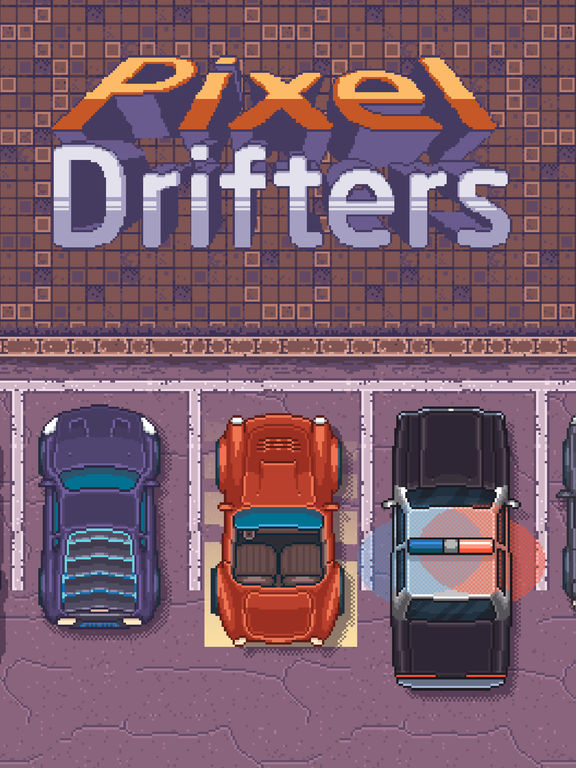 Screenshot 1 Pixel Drifters