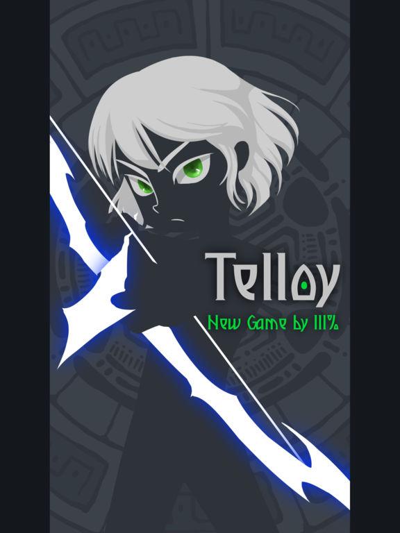 Telloy iOS Screenshots