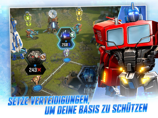 Screenshot 5 TRANSFORMERS: Kämpfer