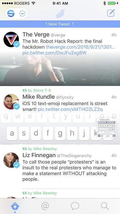 Leaf for Twitter Screenshot