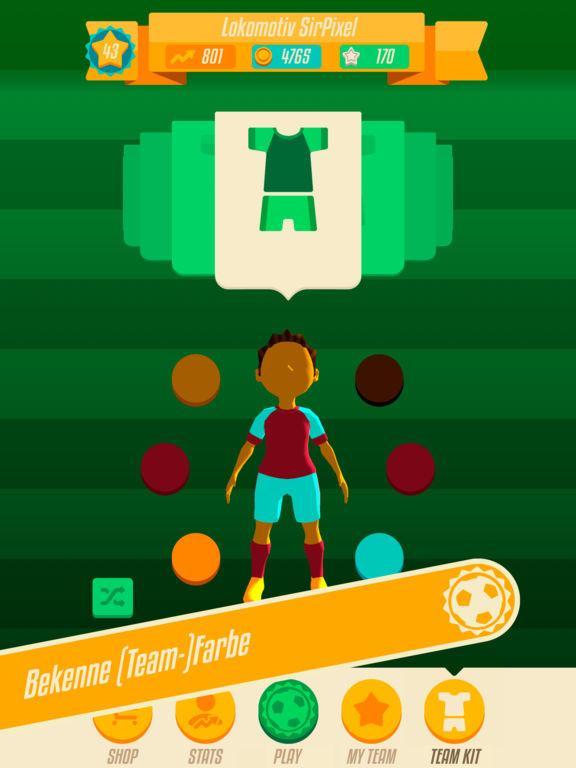 Screenshot 4 Solid Soccer