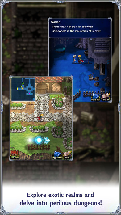 download FINAL FANTASY BRAVE EXVIUS appstore review