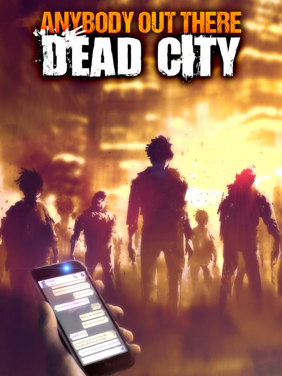 Screenshot 1 Anybody Out There: Dead City