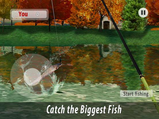 Lake Fishing Full Screenshots
