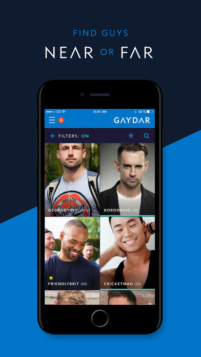 gaydar mens dating site Grindr is the world's #1 free mobile social networking app for gay and bi guys to connect chat and meet sexy, attractive and interesting guys for free, or upgrade to grindr xtra for more features and more fun.
