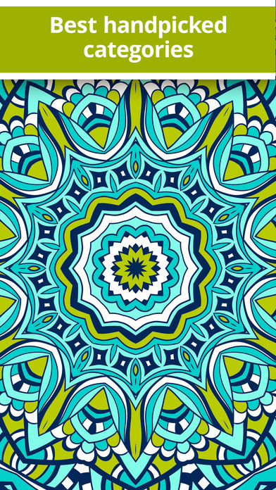 download Colouring Book Now: Color Therapy for Adults, Kids appstore review