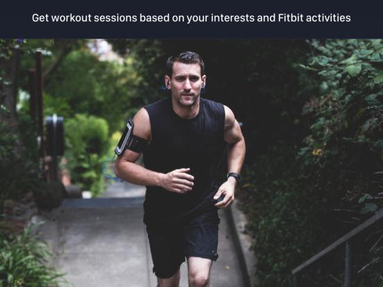 Fitstar Personal Trainer Screenshot