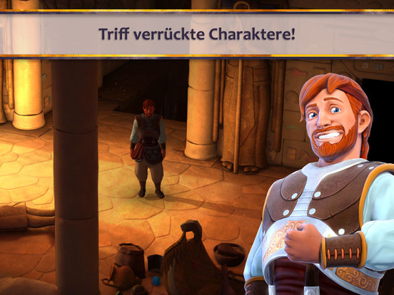 Book of Unwritten Tales 2 iOS