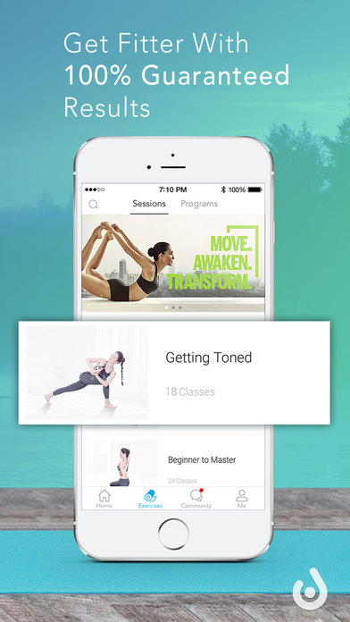 Daily Yoga - Yoga for Weight Loss & Fitness Plan Screenshot