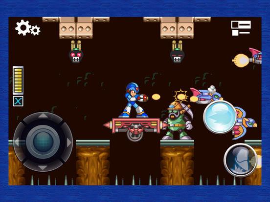 Mega Man X iPhone iPad