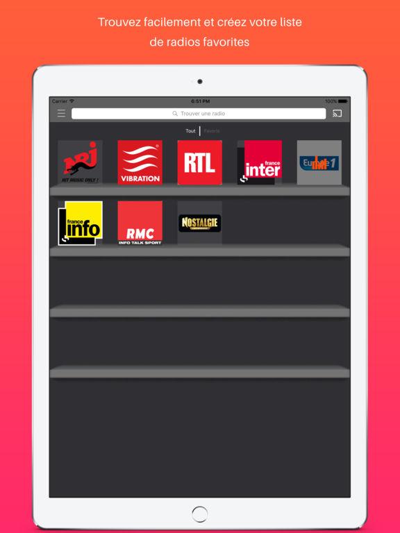 radios france fm meilleur radio podcast fr dans l app store. Black Bedroom Furniture Sets. Home Design Ideas
