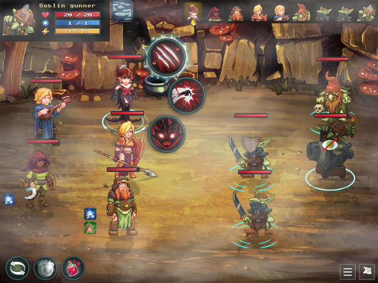 Screenshot 3 Dungeon Rushers