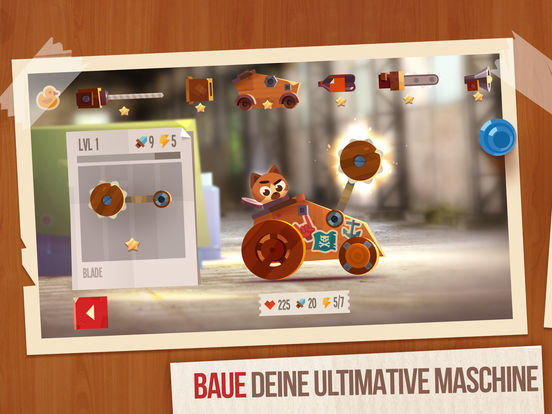 Screenshot 2 CATS: Crash Arena Turbo Stars