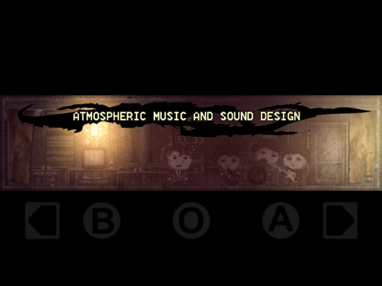 DISTRAINT: Pocket Pixel Horror Screenshots