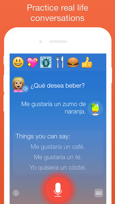 download Mondly: Learn Spanish FREE - Conversation Course appstore review
