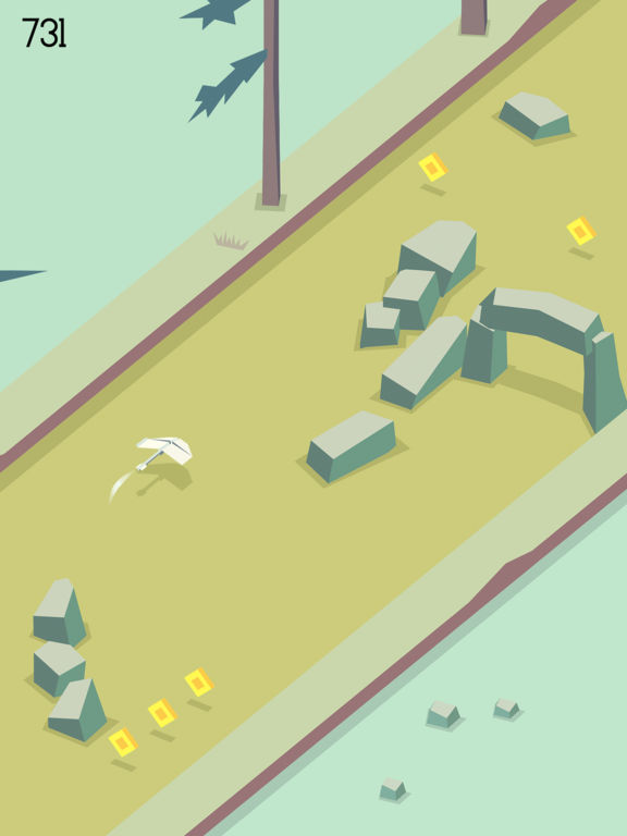 Papery Planes Screenshot