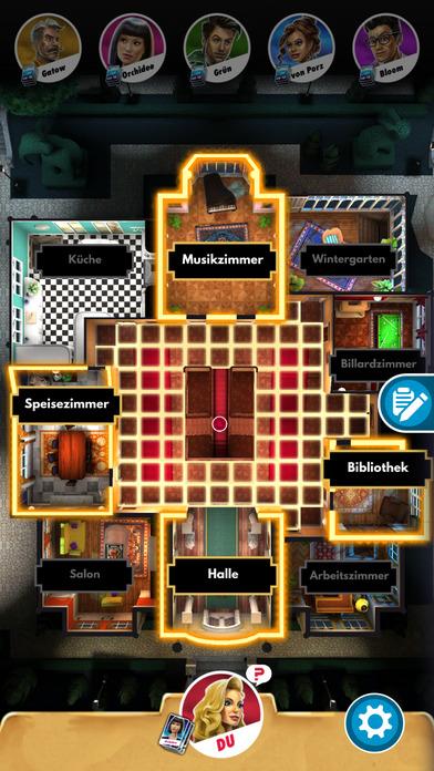Screenshot 4 Cluedo: Das klassische Detektivspiel