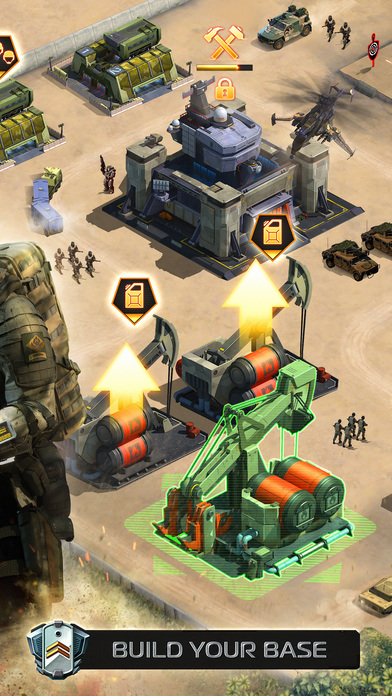 download Soldiers Inc: Mobile Warfare appstore review